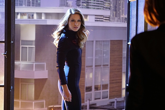 "Supergirl: ""Falling"" sets the bar very high for the rest of this season"
