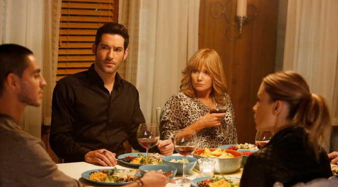 """Lucifer: """"Pops"""" is all about Lucifer's daddy issues, but it has other virtues"""