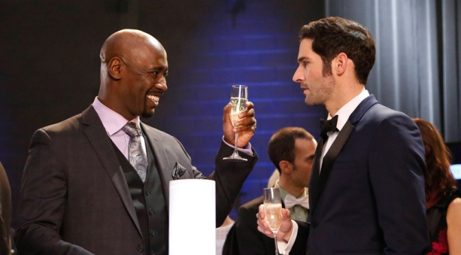 """Lucifer: """"Wingman"""" is another strong episode with some smart writing"""