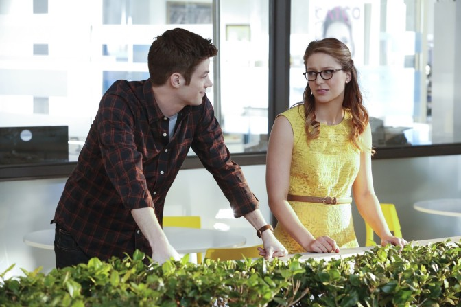"""Supergirl: """"World's Finest"""" brings the Flash to town for reasons"""