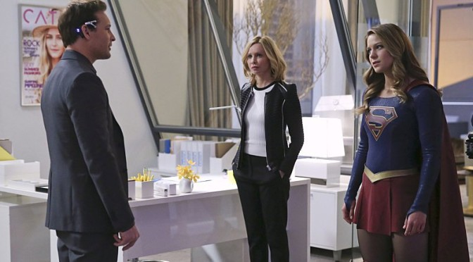 "Supergirl: ""Myriad"" is a very dull setup for next week's season finale"