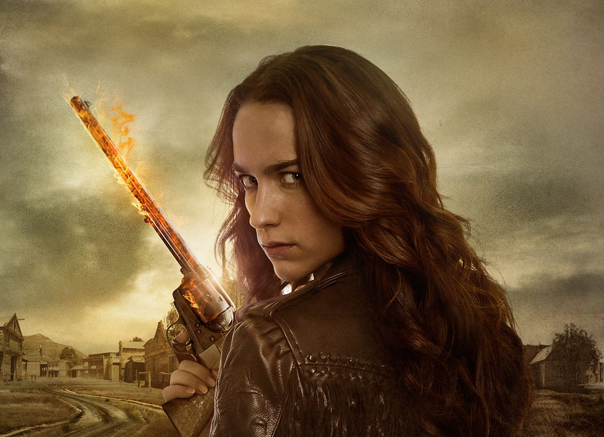earp girls We've got some fresh casting news for syfy's wynonna earp shortly after revealing that reign alum megan follows has been brought on board to play michelle earp — aka mamma earp — in a recurring role for season 3, syfy wire can announce zoie palmer is set to guest star as jolene in.