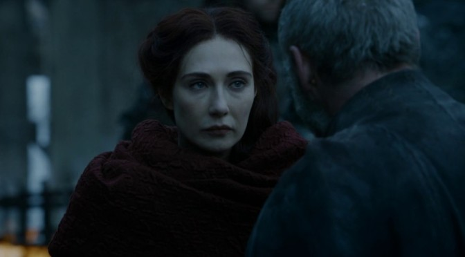 11 Nonsensical Things We're Supposed to Believe About Davos and Melisandre