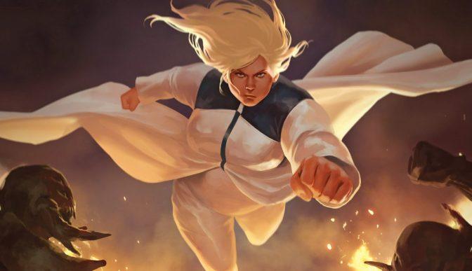 Comic Review: Faith