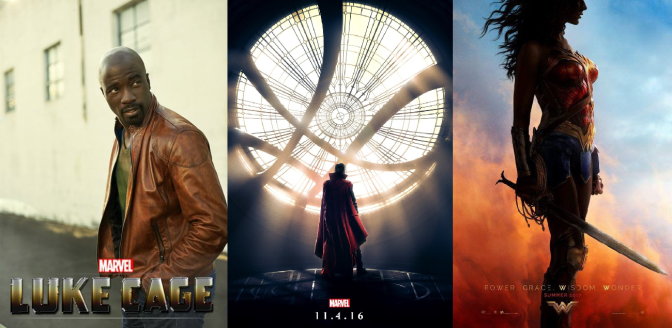 All the SDCC Trailers I Care About, Part One: Super Heroes