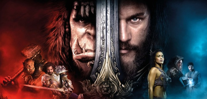 Movie Review – Warcraft: The Beginning