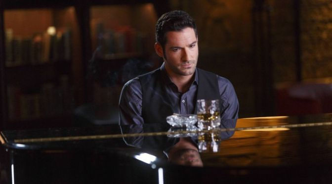 Lucifer: Everything really is coming up Lucifer in the season two opener