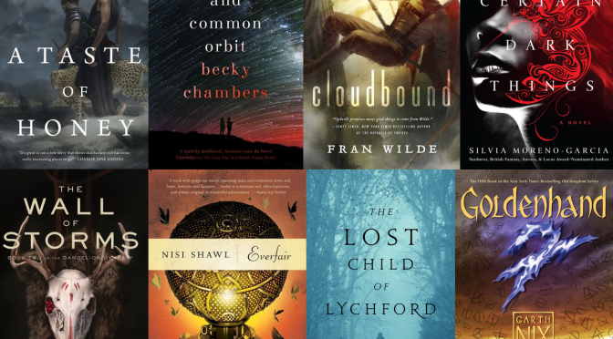 The SF Bluestocking Fall Reading List