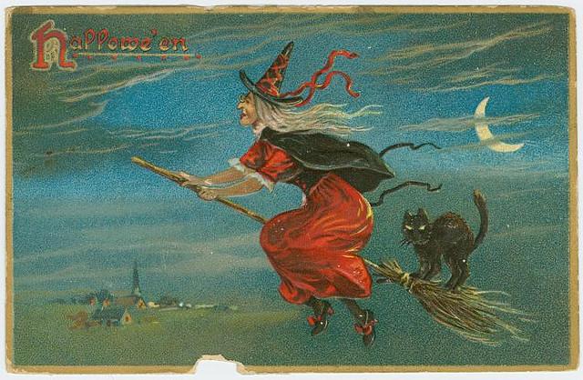 public-domain-vintage-halloween-postcard-classic-witch-pic-3