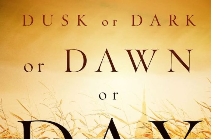 Book Review: Dusk or Dark or Dawn or Day by Seanan McGuire