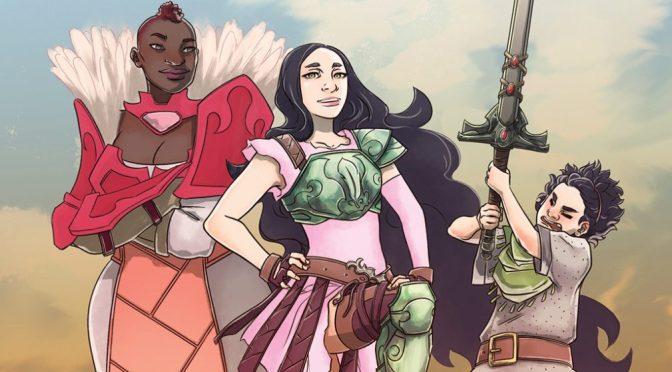 Comic Review: Lady Castle #1