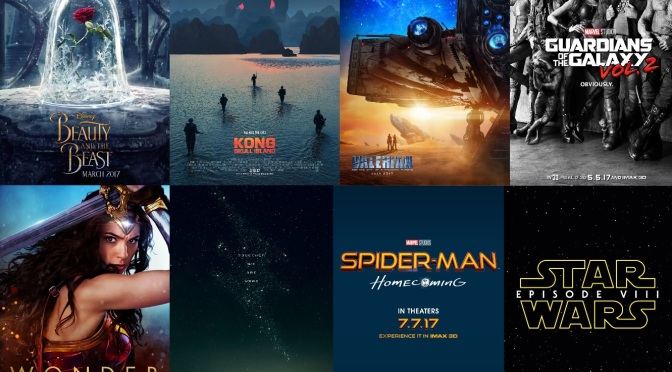 What I'm Looking Forward to in 2017: Film