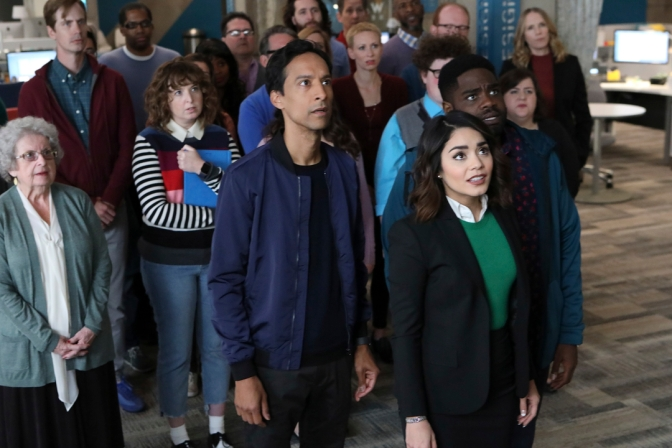 Powerless: NBC's new un-super-powered comedy is clever, fun, and a nice surprise in general