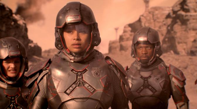 "The Expanse: ""Safe"" and ""Doors & Corners"" are a thrillingly ambitious start to Season Two"