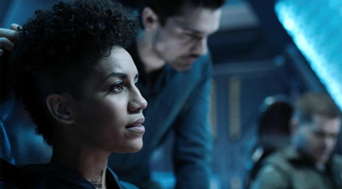 "The Expanse: ""Godspeed"" doesn't go as fast or as far as I hoped it would"