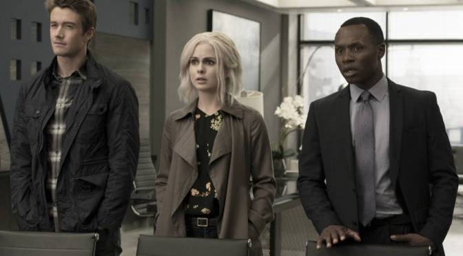"iZombie: ""Heaven Just Got a Little Bit Smoother"" establishes a new and problematic normal"