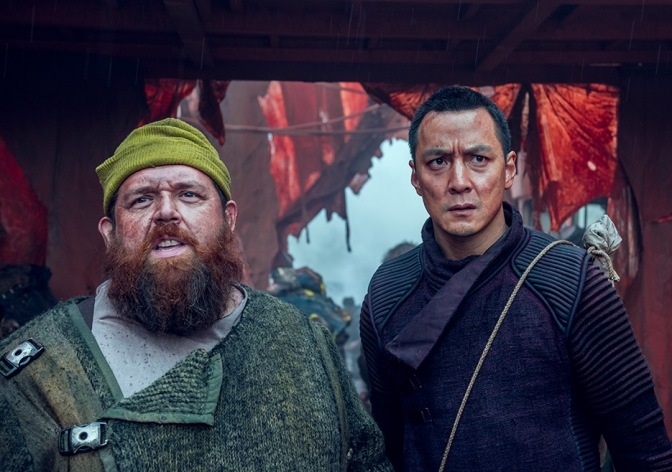 "Into the Badlands: ""Monkey Leaps Through Mist"" is a solid transitionary episode after last week's big events"