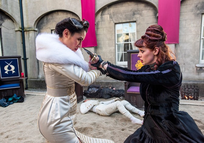 "Into the Badlands: Sunny's absence lets the show shine some light on other characters in ""Palm of the Iron Fox"""