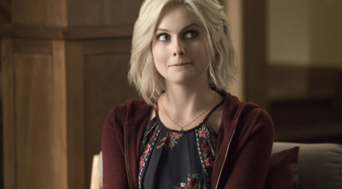 "iZombie: ""Wag the Tongue Slowly"" hangs some decent plot progress on a slight case of the week"