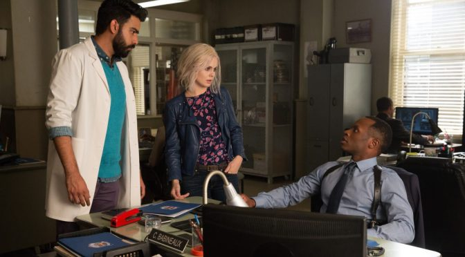 "iZombie: ""Zombie Knows Best"" would be better if it wasn't a showcase for Whiteness"