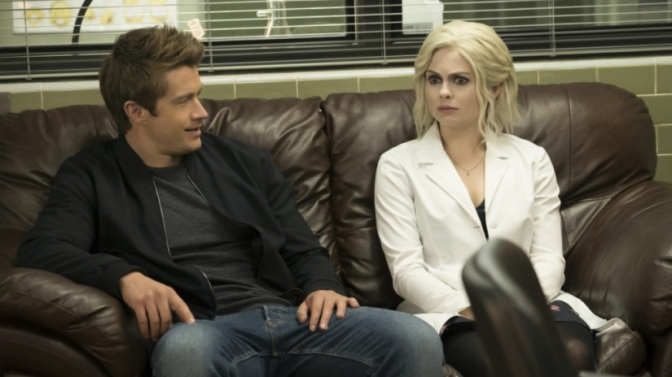 "iZombie: ""Dirt Nap Time"" digs deeper into a bunch of this season's plots"