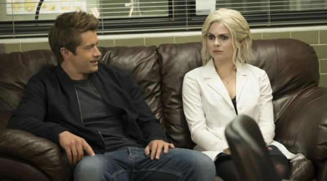 """iZombie: """"Dirt Nap Time"""" digs deeper into a bunch of this season's plots"""