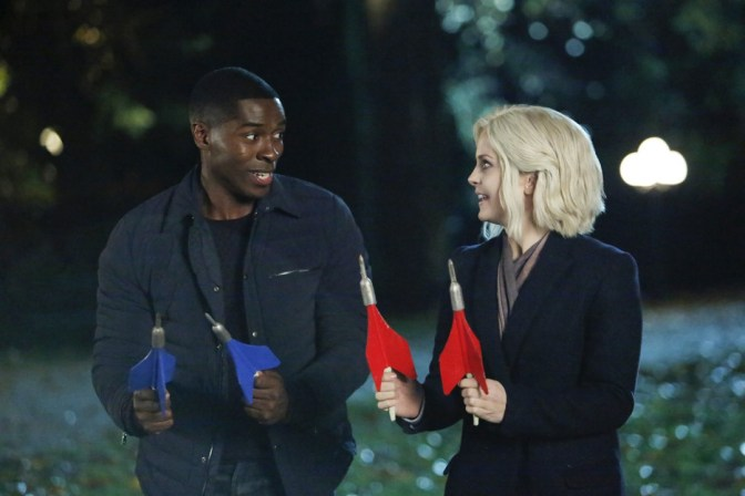 "iZombie: ""Eat a Knievel"" takes some risks, but not necessarily the right ones"