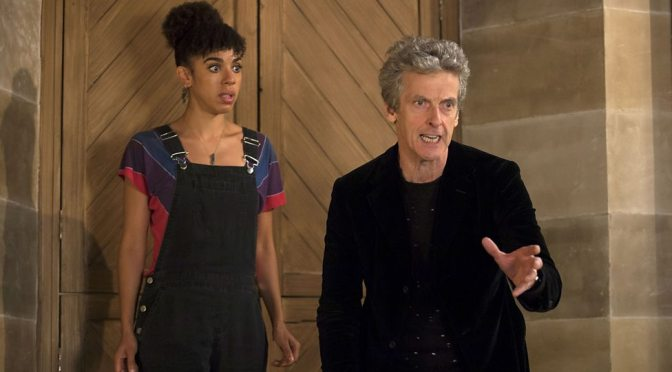 "Doctor Who: ""Knock Knock"" is fine, I guess"