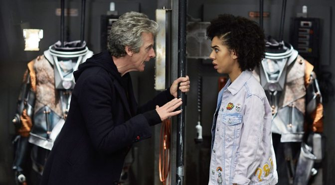 "Doctor Who: ""Oxygen"" is a good episode that could have used a bit more room to breathe"
