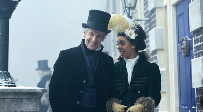 "Doctor Who: ""Thin Ice"" is the best episode of the season yet, but it's still a mixed bag"