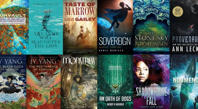 The SF Bluestocking 2017 Summer Reading List