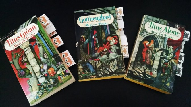 Let's Read! Gormenghast: Update