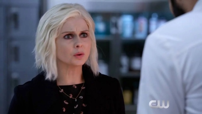 "iZombie: ""Looking for Mr. Goodbrain, Part 2"" just goes for it and ushers in the zombie apocalypse"