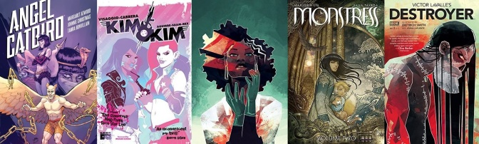Recent Reads: Comics and Graphic Novels