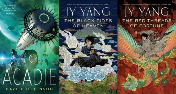 Recent Reads: Some Tor.com Novellas You Should Be Reading and/or Pre-ordering