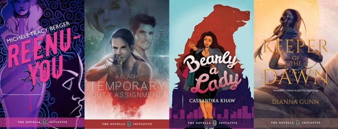 Recent Reads: The Book Smugglers Novella Initiative