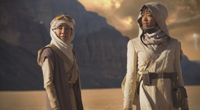 "Star Trek: Discovery – ""The Vulcan Hello"" and ""Battle at the Binary Stars"" are a promising prologue to the new series"