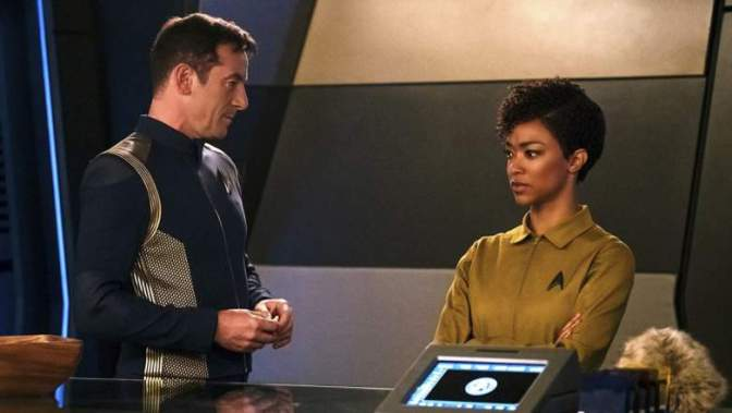 "Star Trek: Discovery – ""Context is for Kings"" introduces a new ship, new characters and a new direction for the show"