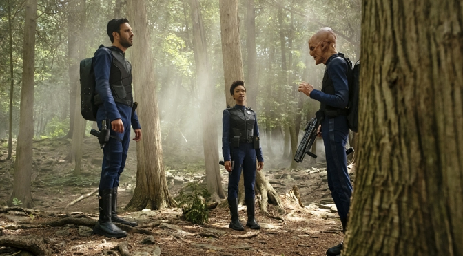 "Star Trek: Discovery – ""Si Vis Pacem, Para Bellum"" is a bunch of nonsense"