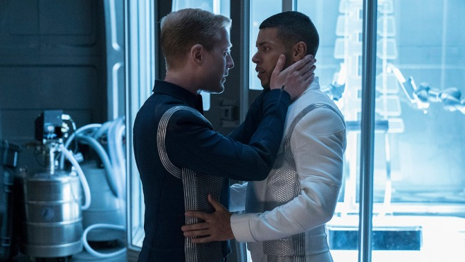 "Star Trek: Discovery – ""Into the Forest I Go"" is a strong winter finale for a different show than what we've been watching"