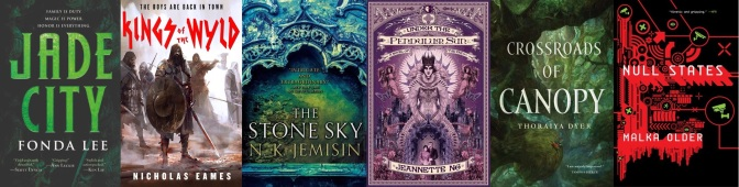 A Rather Belated Best Books of 2017 Post